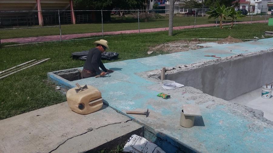Foto de piscinas del sureste 155313 habitissimo for Construccion de piscinas en mexico