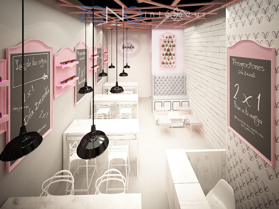 Nail bar ideas decoraci n - Ideas decoracion bar ...