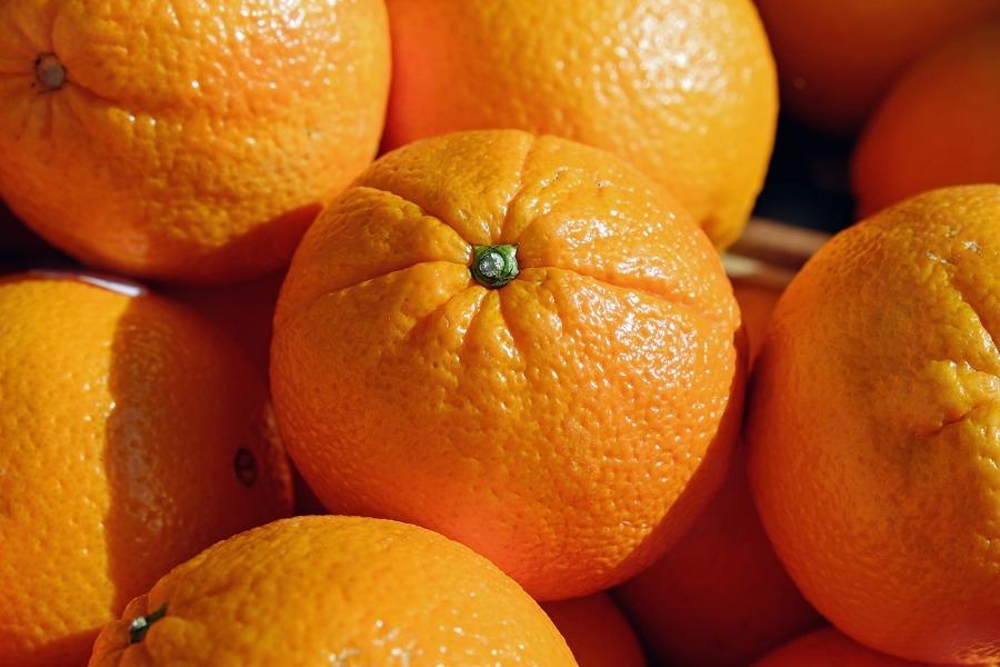Naranjas para eliminar mal olor de la ropa