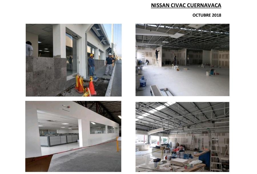 Nissan cuernavaca