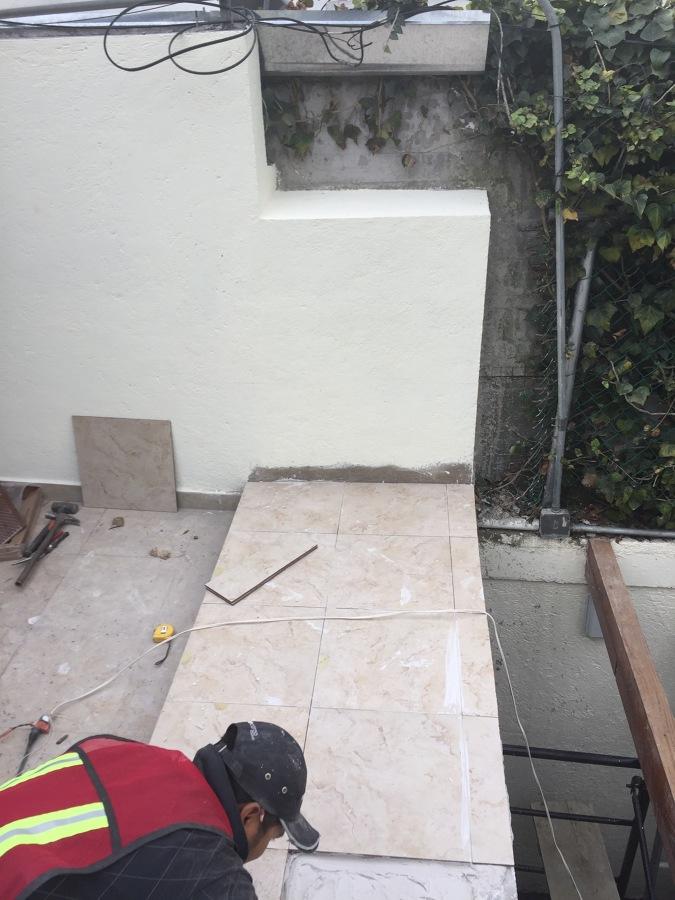 Nivelación de pisos