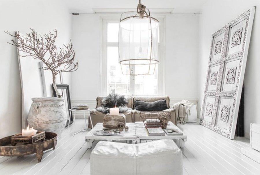 Sala con estilo Noretnic