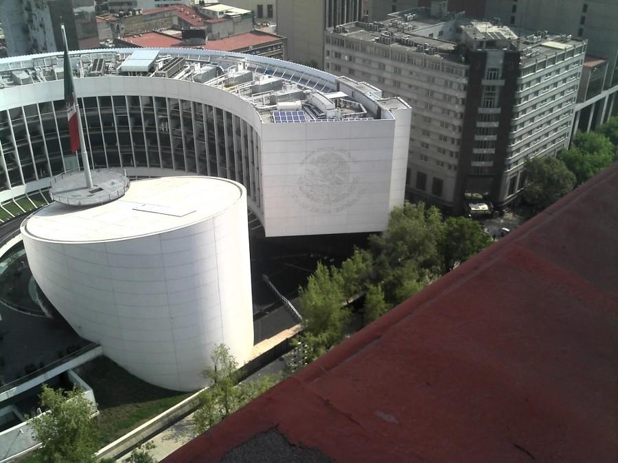 Nuevo Edificio del Senado de la República