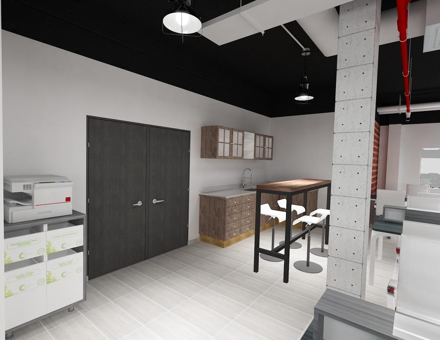 oficinas y mobiliarios
