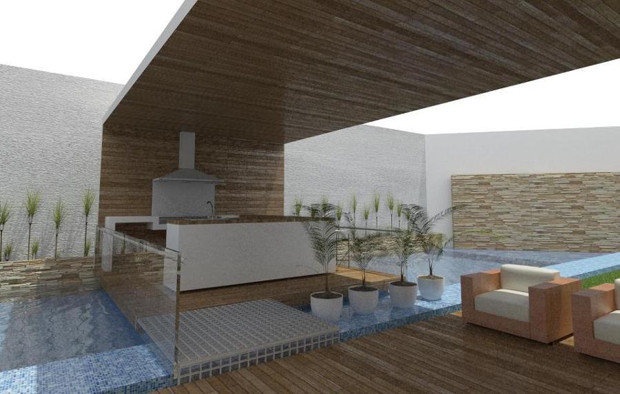Alberca palapa ideas arquitectos for Diseno de albercas minimalistas