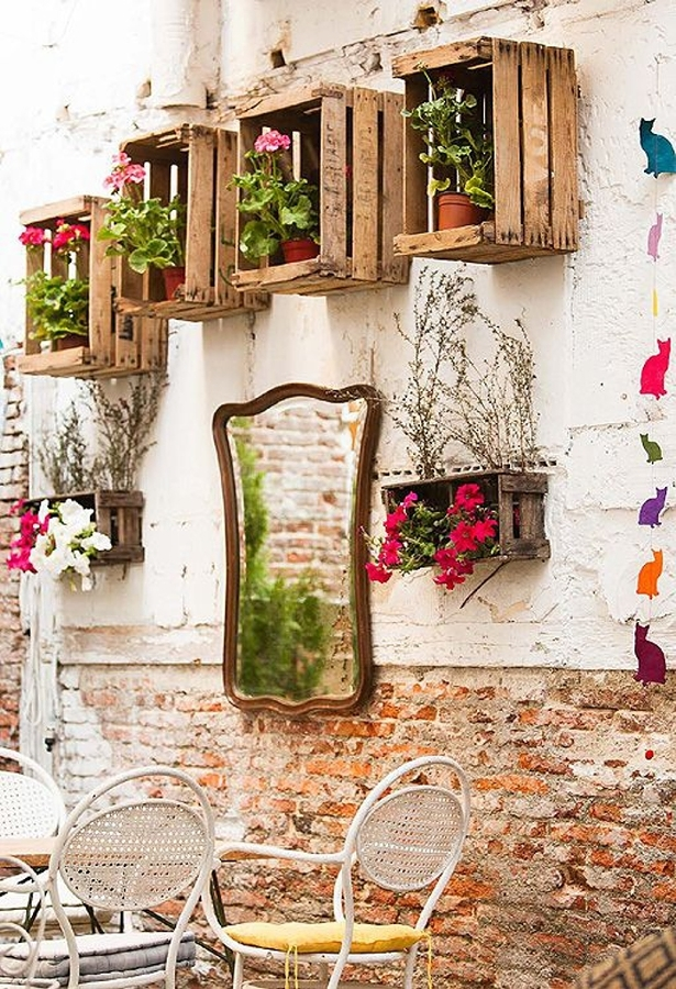 7 ideas para reutilizar objetos en tu decoraci n ideas - Materiales reciclados para decoracion ...