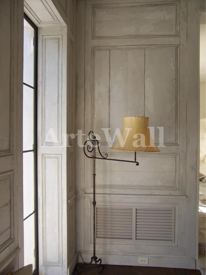 Recubrimiento sobre madera ideas dise o de interiores for Paneles de madera para pared