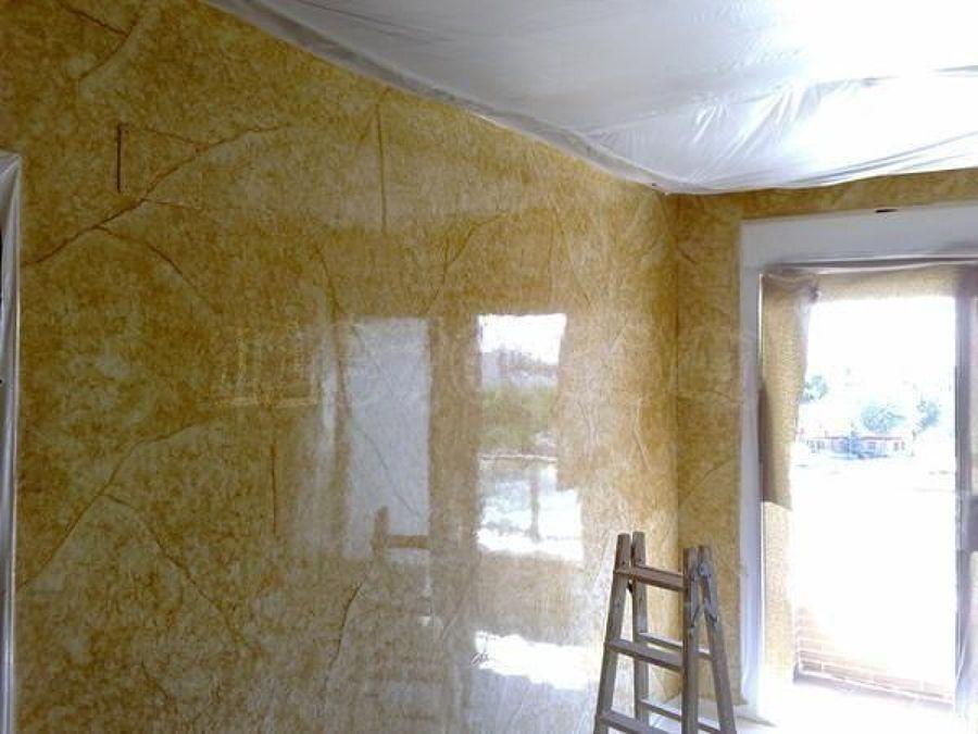 Fabricaci n y aplicaci n de pasta para decoraci n de for Aplicaciones de decoracion de interiores