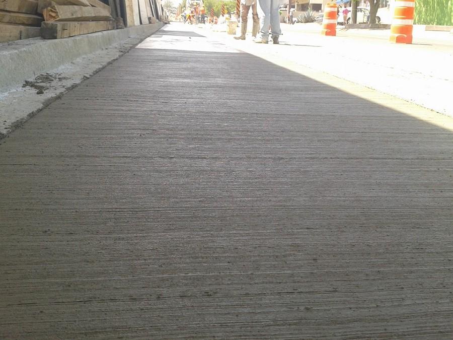 Pisos de concreto estampado pulido ideas alba iles for Pisos para cocheras y patios