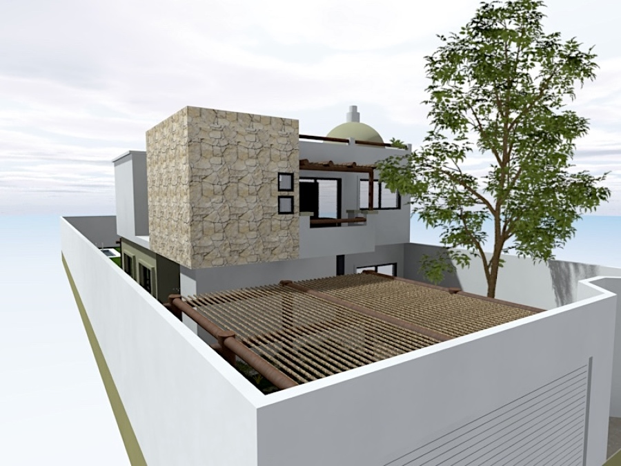 Pedregal Cancun Proyecto terminado