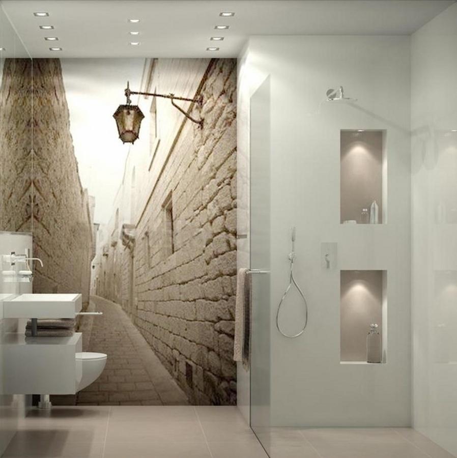 Azulejos Para Que El Baño Parezca Más Grande:Ilusiones Ópticas para conseguir Que Tu Baño Parezca Más Grande