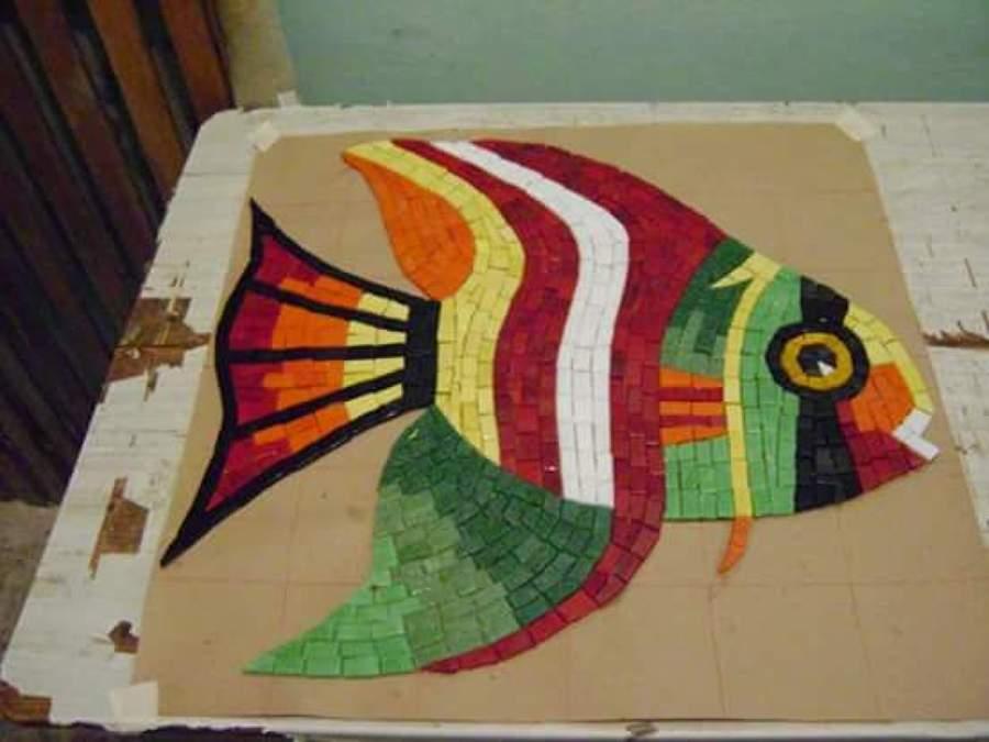 Foto pez payaso verde de decorador de albercas 121382 - Decorador de fotos gratis ...