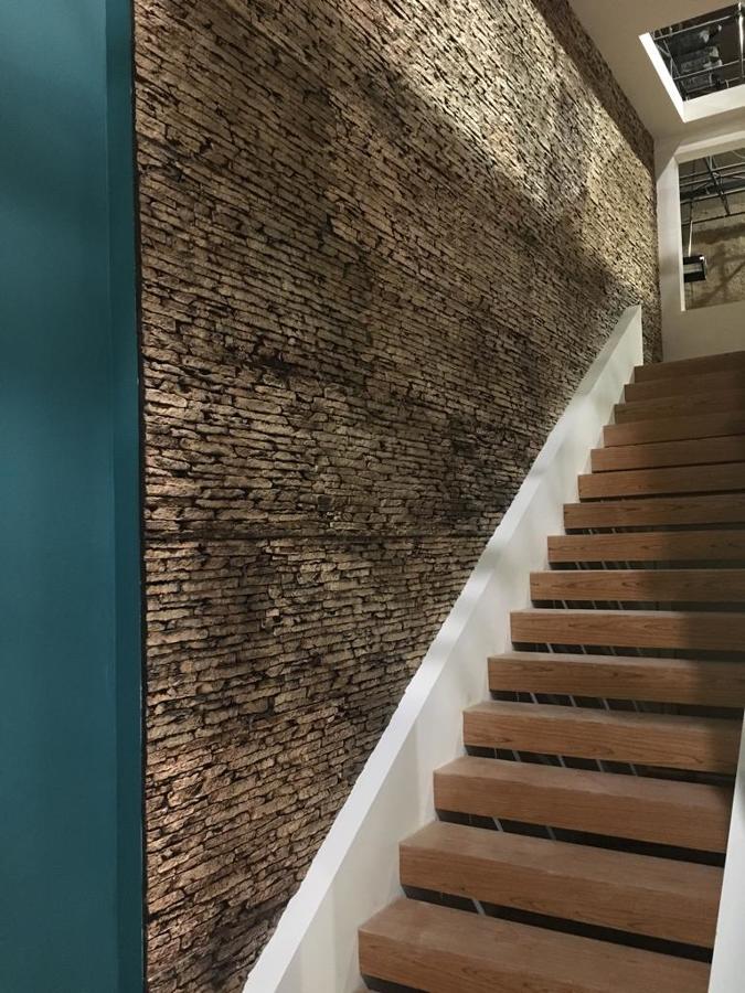Piedra Laja en Escaleras
