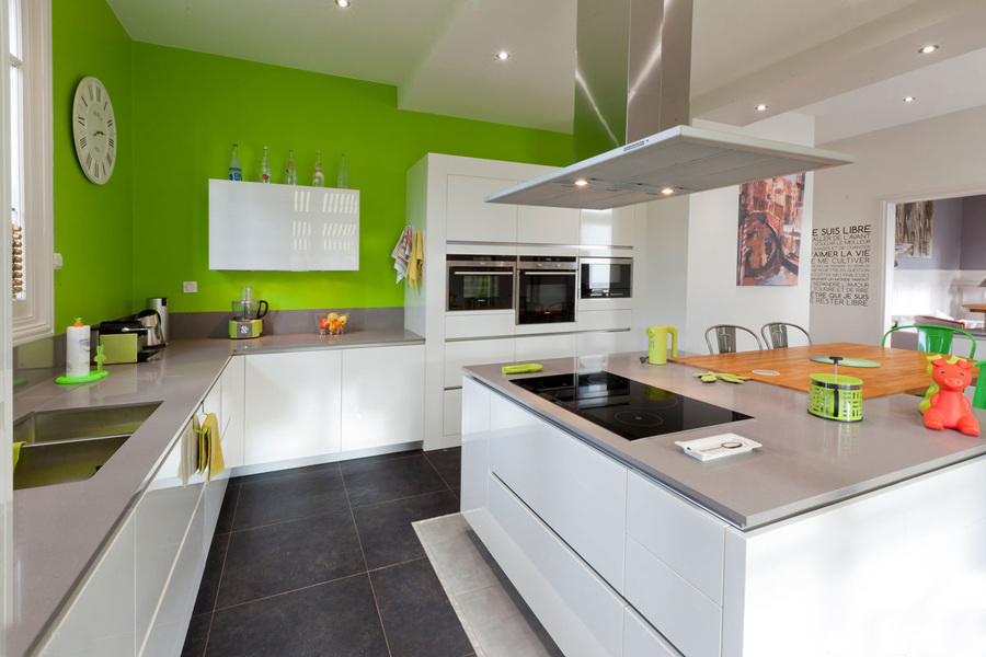 Foto pintar paredes de cocina 187796 habitissimo - Paredes de cocinas modernas ...