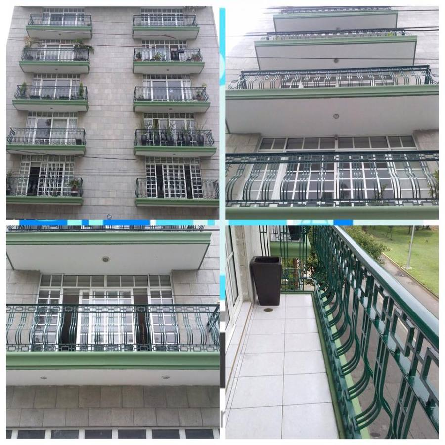 Pintura de balcones