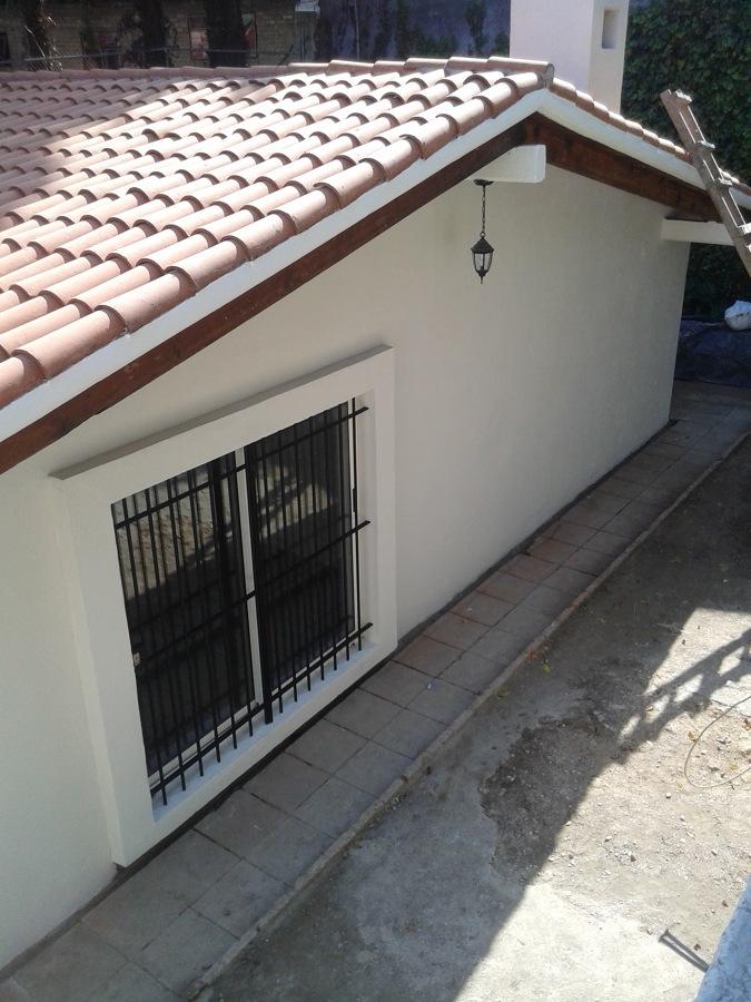 Foto pintura de fachada de euroton 76968 habitissimo - Pintura para fachada ...