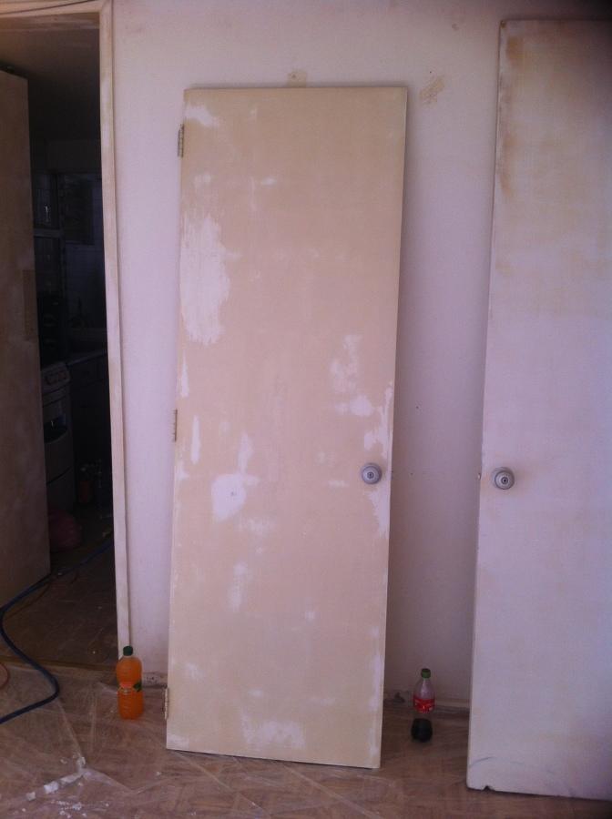 pintura puertas