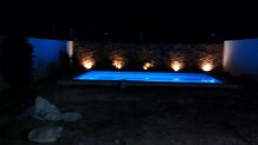 Foto piscina 7 x 4 con iluminacion led rgb de aquasur - Iluminacion piscinas led ...