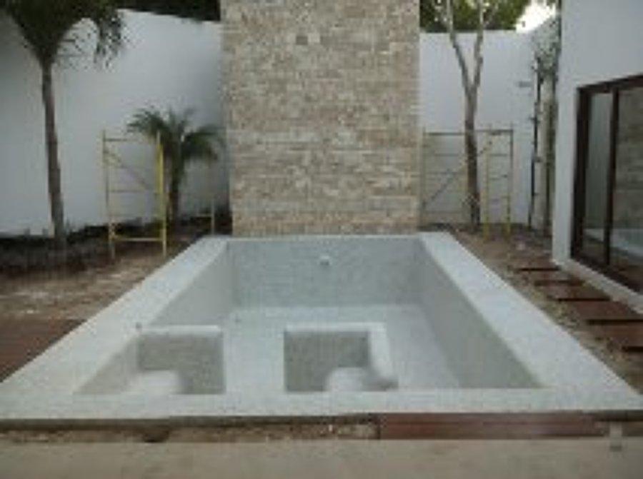 Foto piscina con veneciano de aquasur piscinas 156122 for Construccion de piscinas en mexico