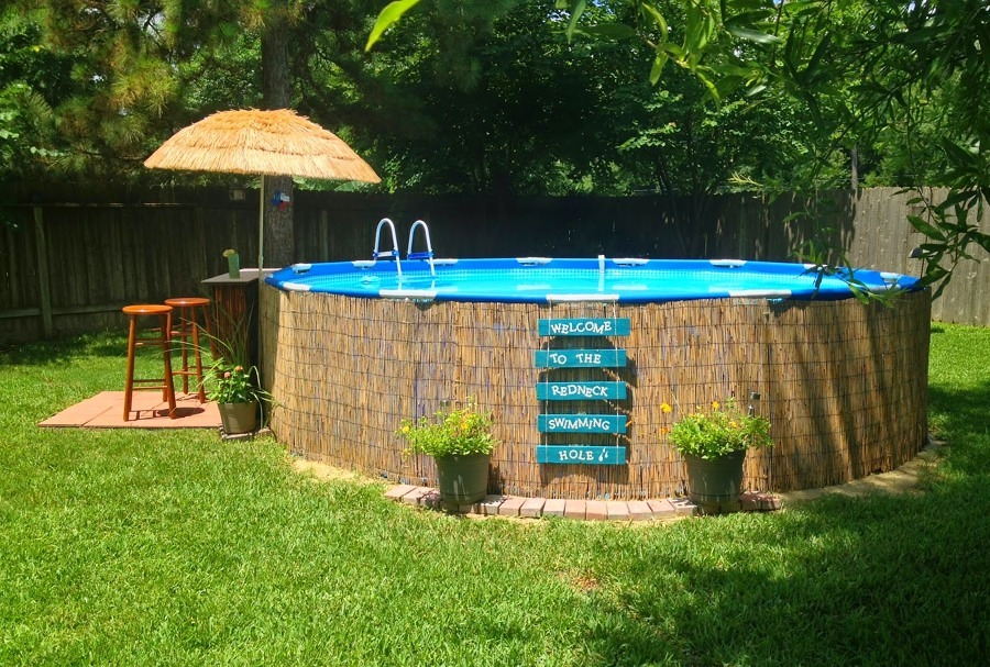 C mo elegir tu alberca low cost ideas construcci n alberca for Ideas para piscinas intex