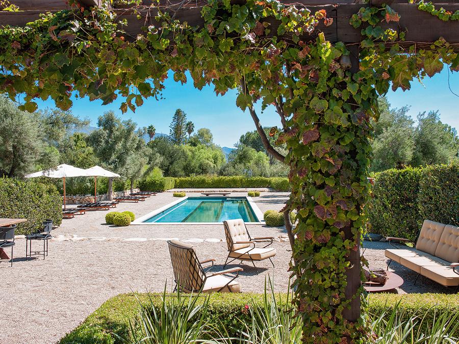 piscinas en terraza