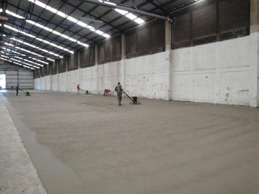 Pisos de concreto estampado pulido ideas alba iles for Piso cemento pulido