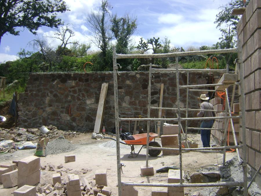 planta baja residencia San Juan del Rio, Qro.