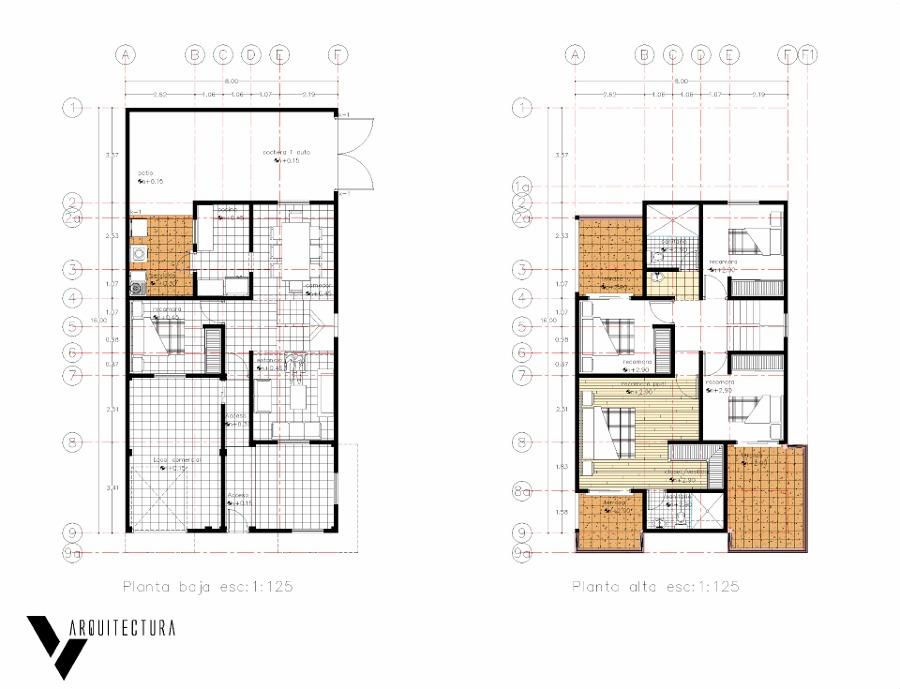Foto plantas arquitect nicas de v arquitectura 88757 for Plantas arquitectonicas de casas