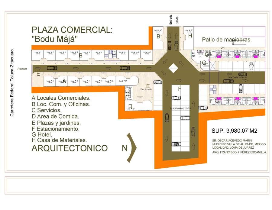Plaza comercial