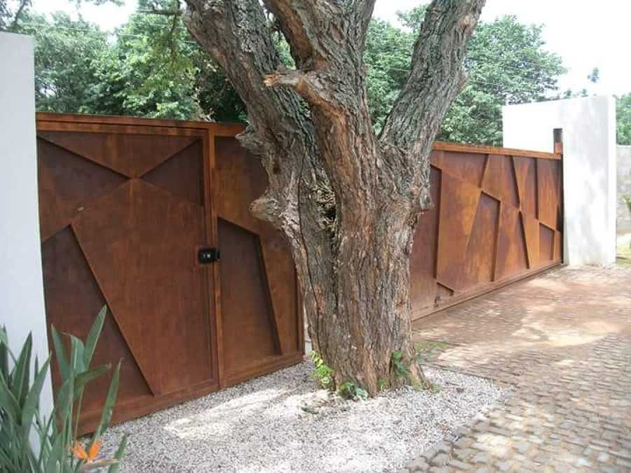 Portón Metálico