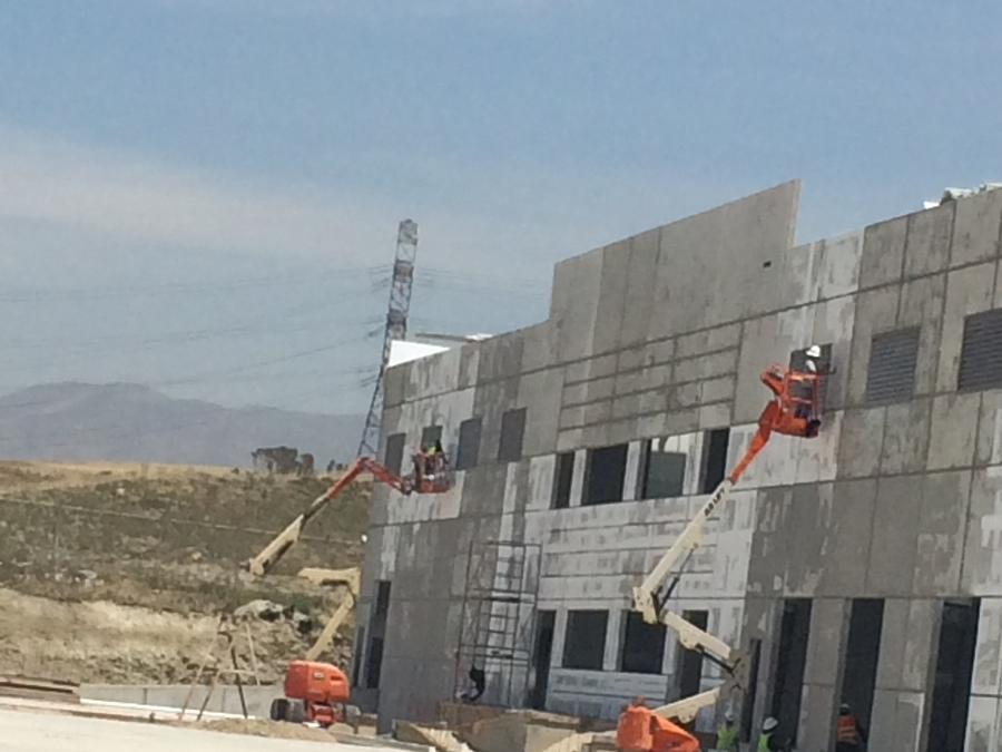 preparcion de muros