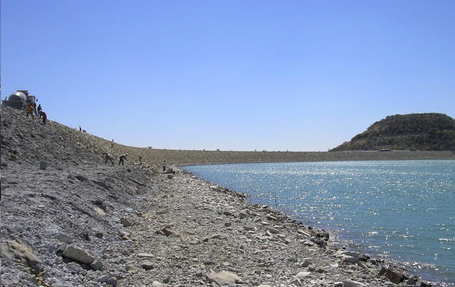 Presa Cerro Prieto