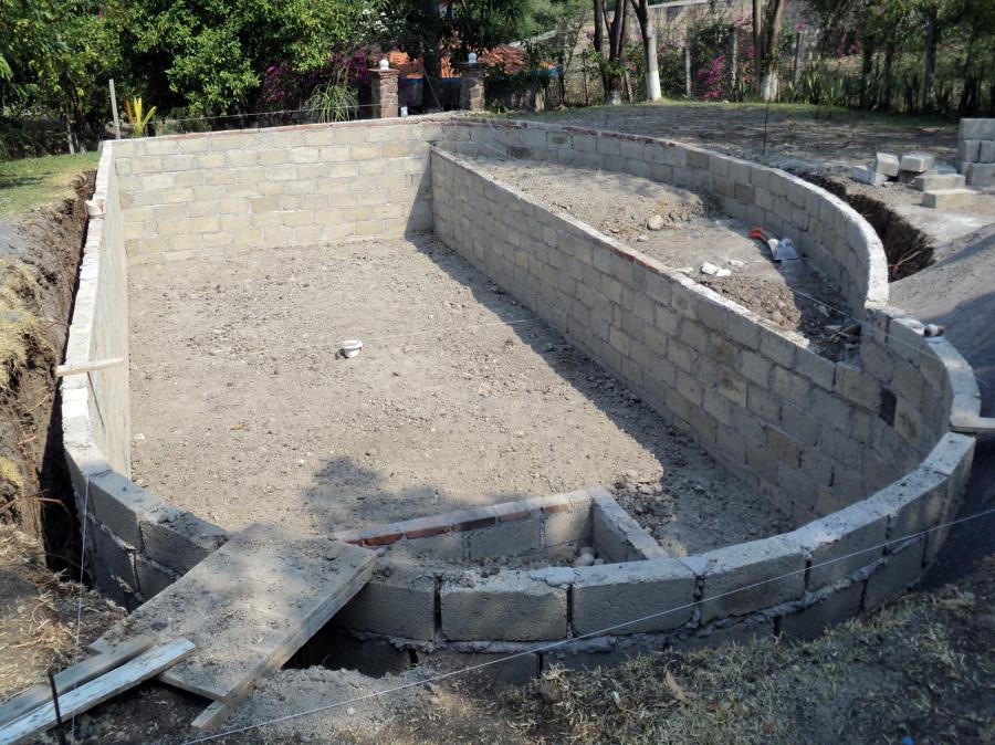 Albercas construccion airea condicionado for Construccion de piscinas en mexico