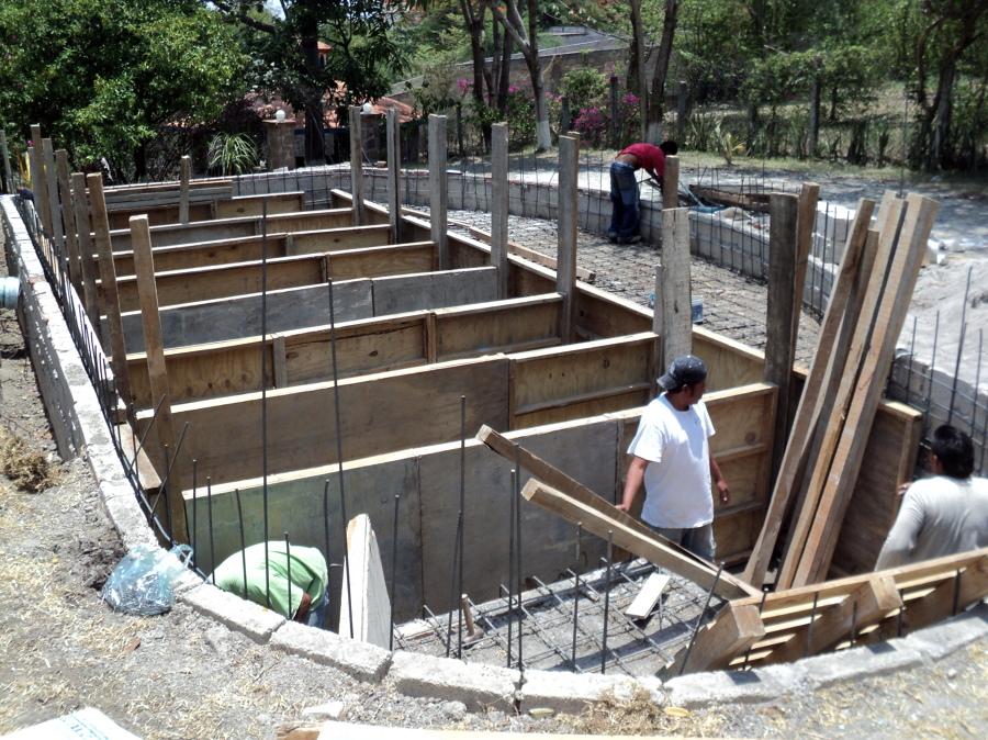 Construccion albercas airea condicionado for Construccion de albercas en mexico