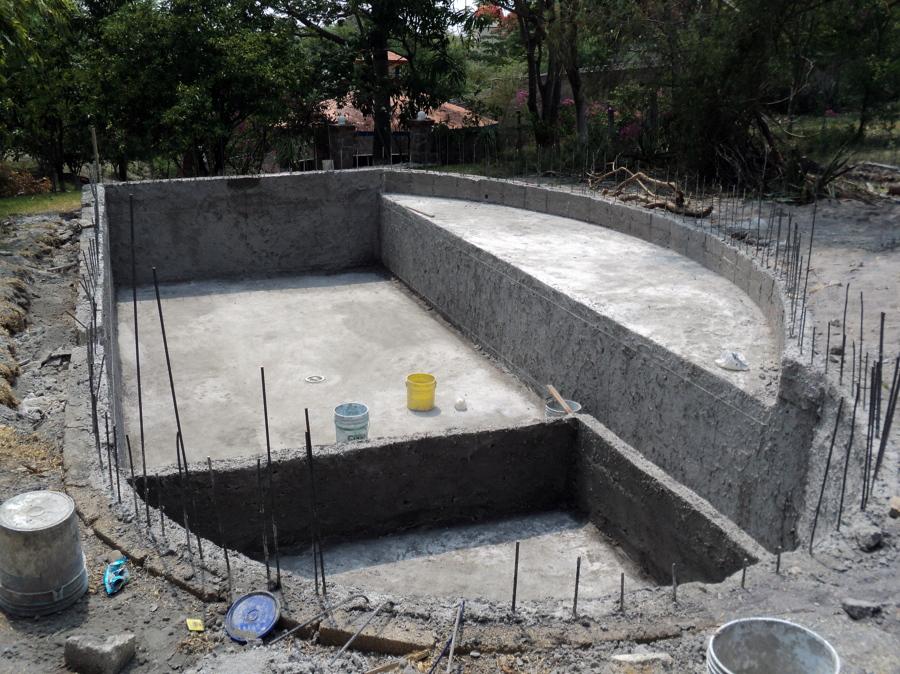 Construcci n de alberca en puente de ixtla morelos ideas for Como construir una piscina en concreto
