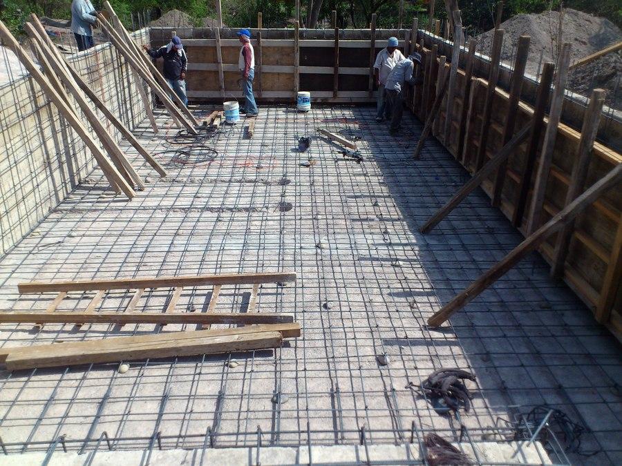 Construccion de alberca en tehuixtla morelos ideas for Como construir una piscina pdf