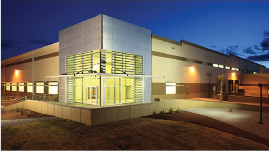 Puertas De Baño Tres Rios:Construcción de 50000 m² en la cual se realizaron los siguientes