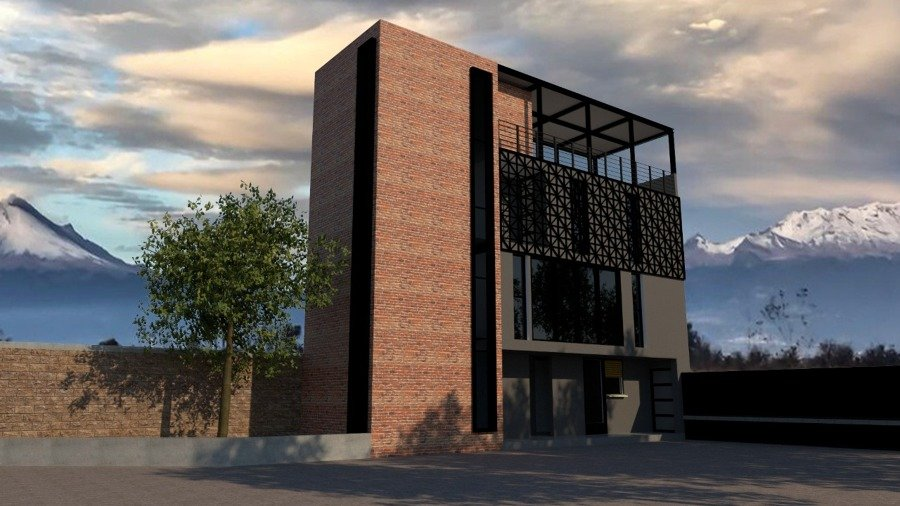Propuesta oficinas Hersteel