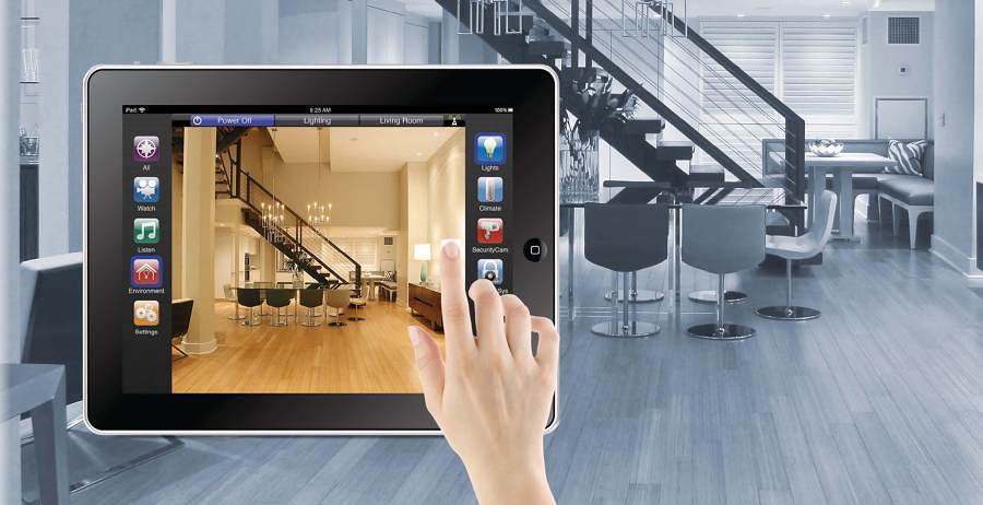 protege tu casa desde la tablet
