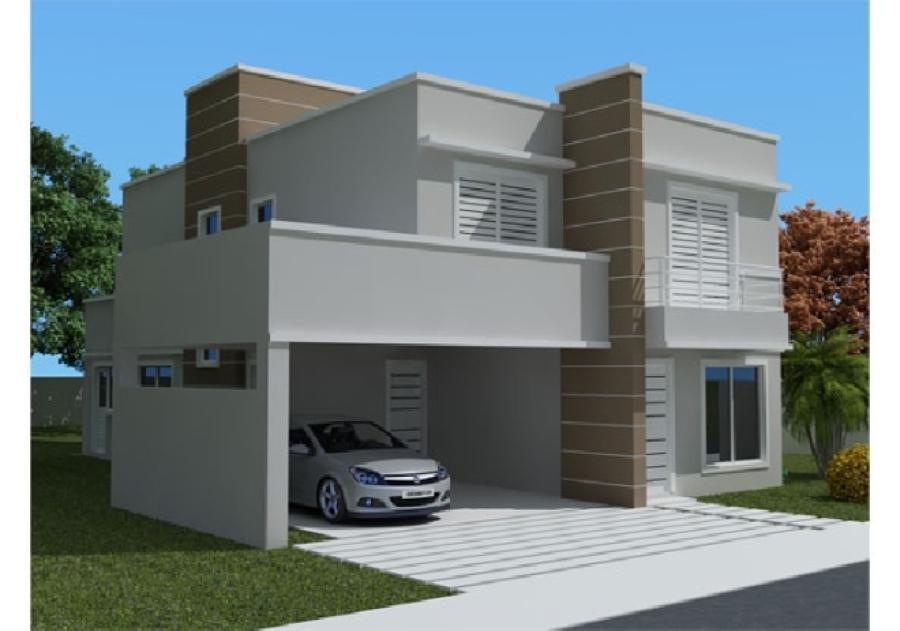 Proyecto Casa Moderna Ideas Arquitectos