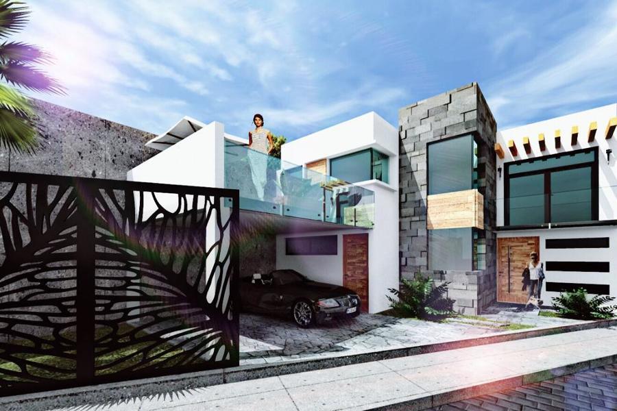 Proyecto casa habitación San Antonio