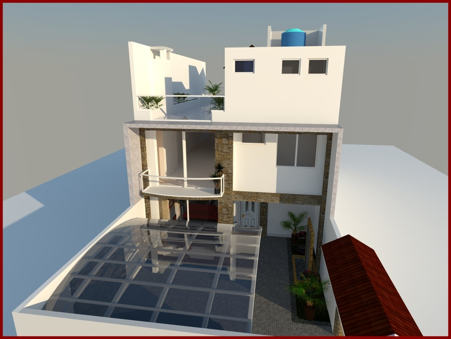 Proyecto Casa Habitación