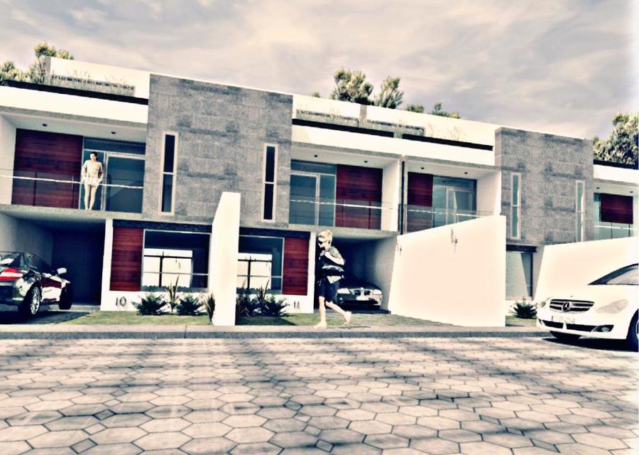 Proyecto conjunto habitacional barrio de Jesús