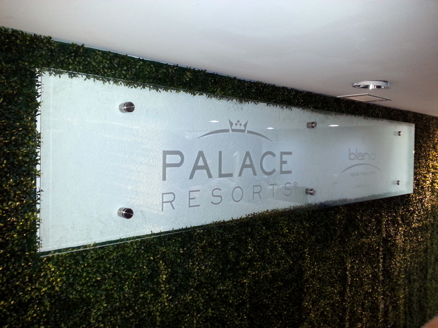 Proyecto Corporativo Palace Resorts.