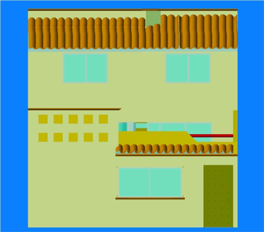 Proyecto de Casa Habitacion