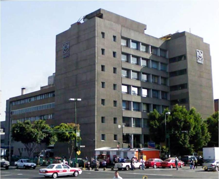 Proyecto de Demolición Hospital Dr Gonzalo Castañeda IMSS.