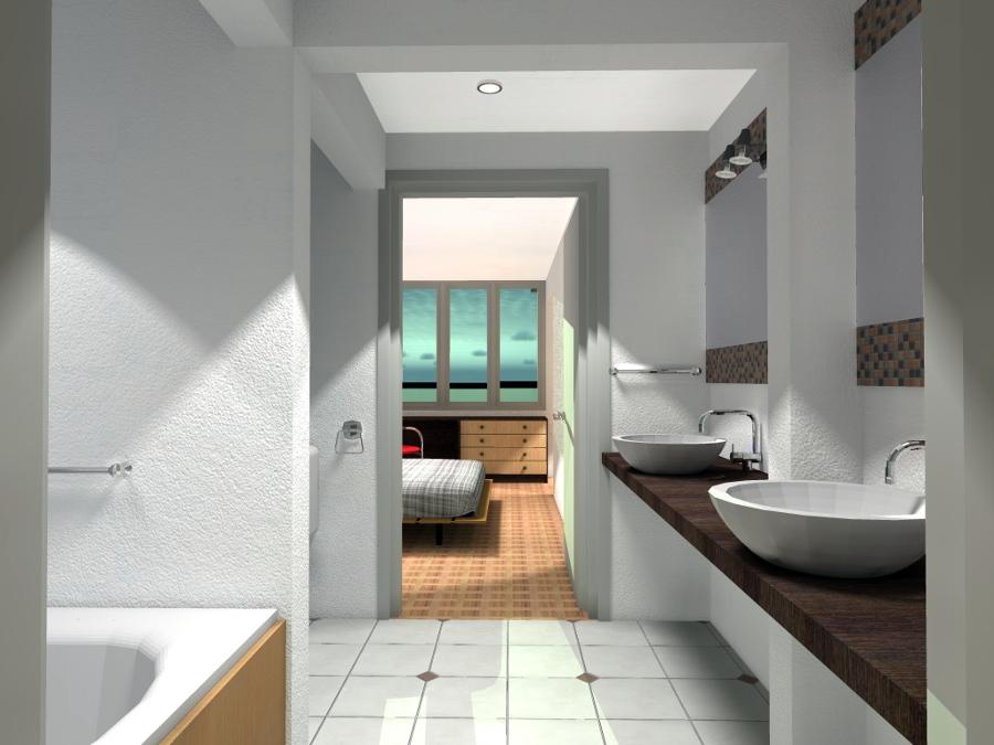 Proyecto de Suites de Hotel