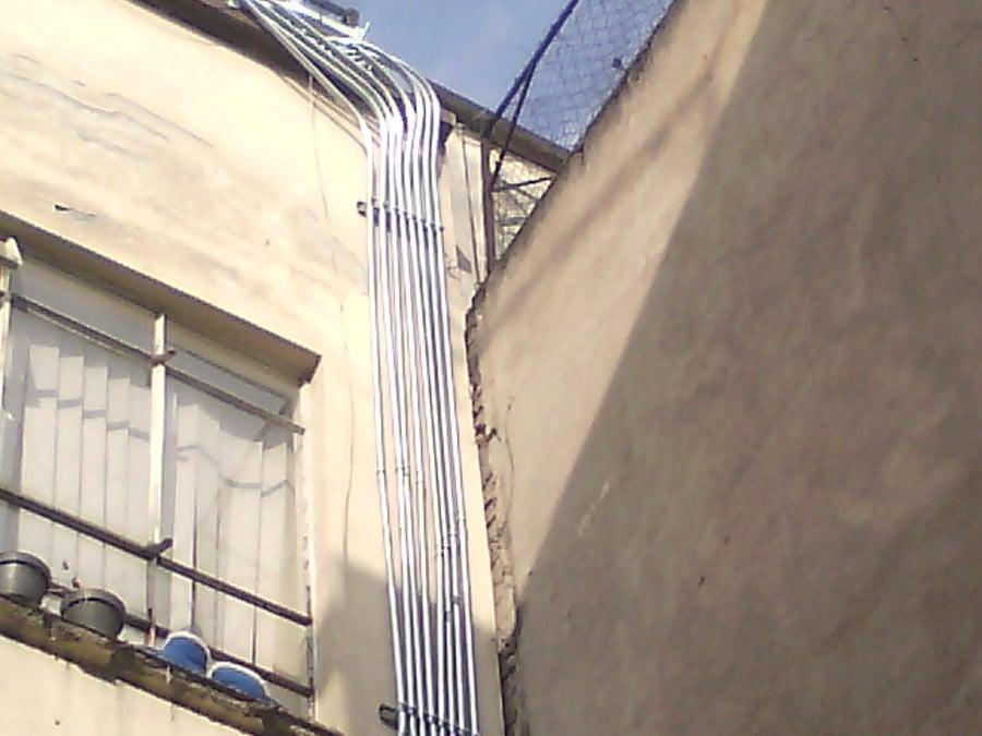 Canalizaci n de tuber as ideas electricistas - Tuberia para instalacion electrica ...