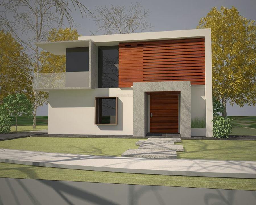 Proyecto Vista Horizonte, Fachada Principal