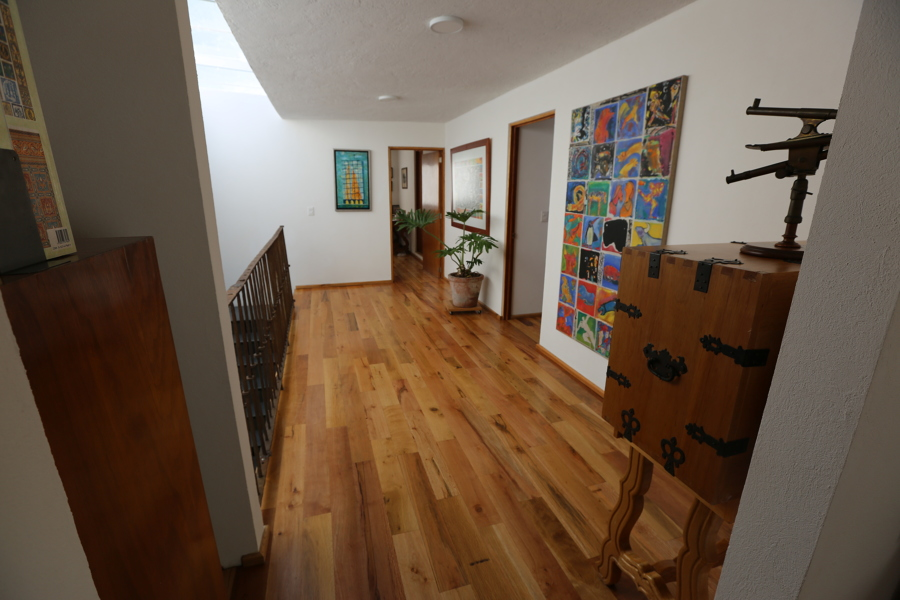 Proyecto y construcción Casa Olivar